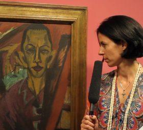 Wild zerrissen und tief berührt. Ernst Ludwig Kirchner