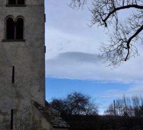 Sonntagsurlaub im schwäbischen Bergdorf