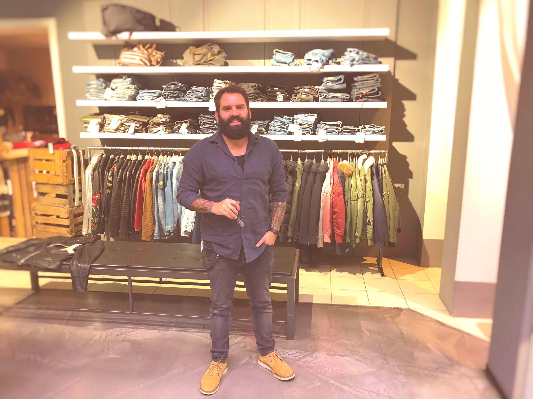 Marcos, Fashionhero aus Albstadt