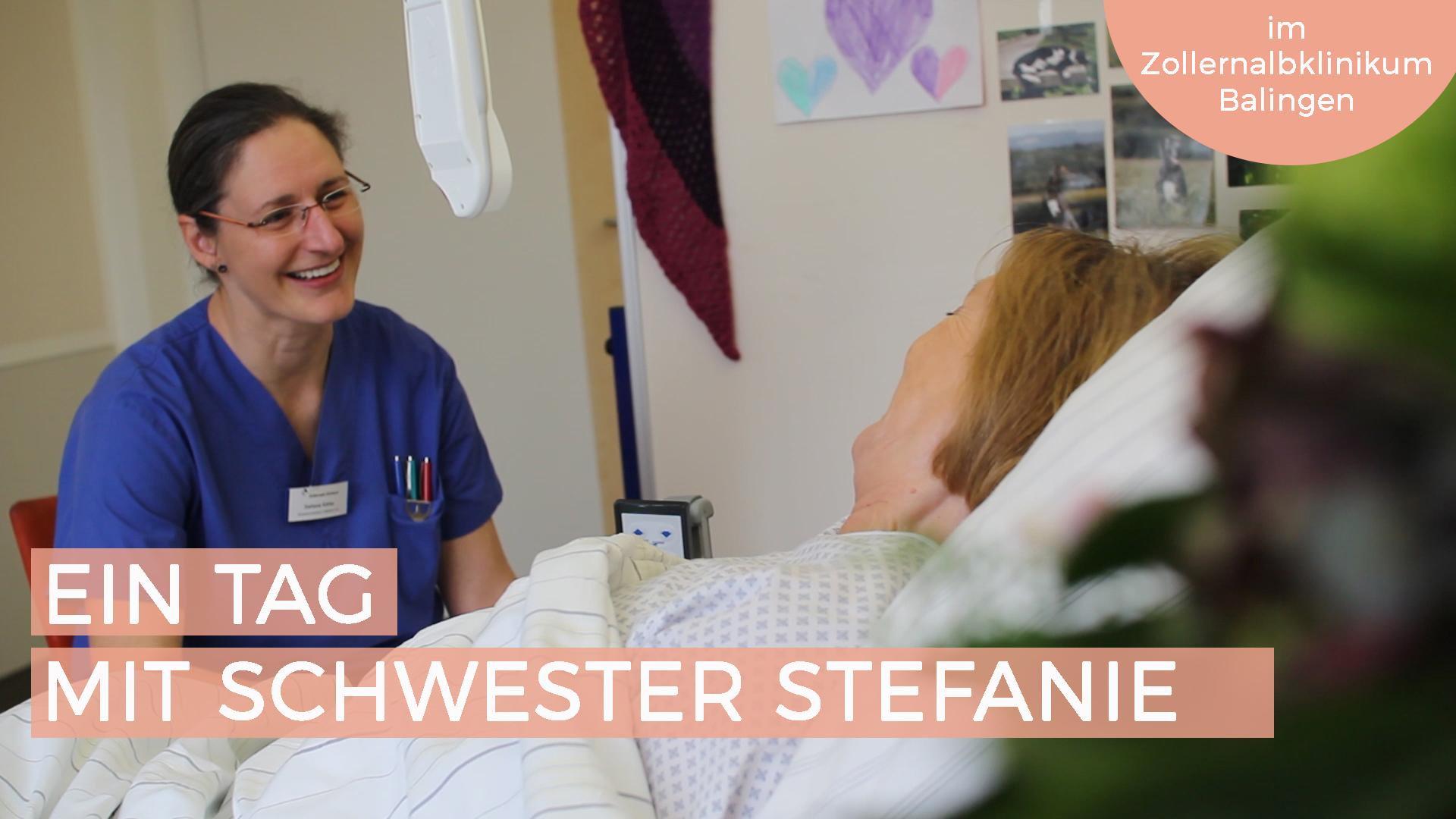 VLOG Ein Tag mt Schwester Stefanie