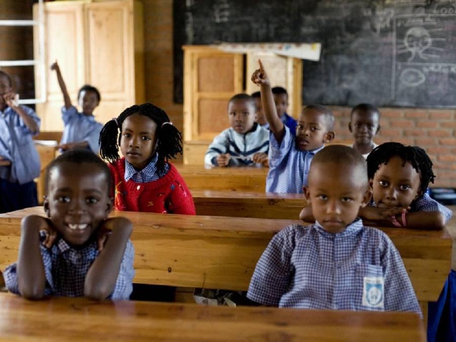 Kinder brauchen Frieden
