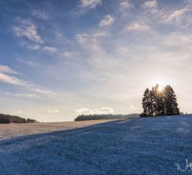 Die Schwäbische Alb: Winter Wonderland in Bildern