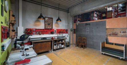 Atelier in Frommern