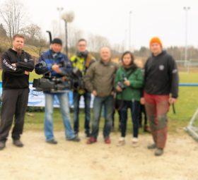 Steffen, Weihnachtsbaumolympiade-Organisator aus Albstadt-Pfeffingen