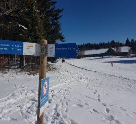 Ausflugstipp: Winterwanderweg Wintermärchen