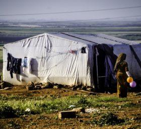 Irgendwo im Nirgendwo. Markus über seine Erfahrungen in inoffiziellen Flüchtlingcamps