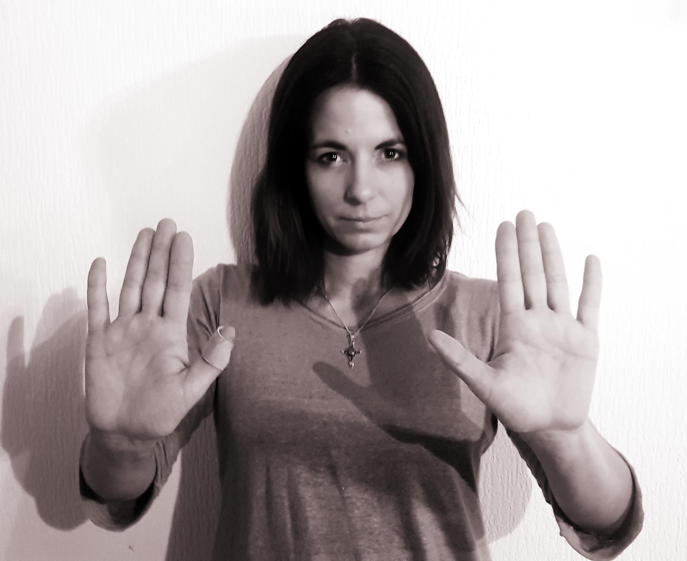 Hände ausstrecken und mitmachen. #Stop10Seconds