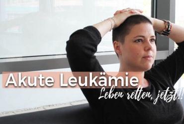Akute Leukämie: Leben retten, jetzt!
