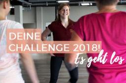 Es geht los! Deine Challenge 2018 | MOVE and SHINE