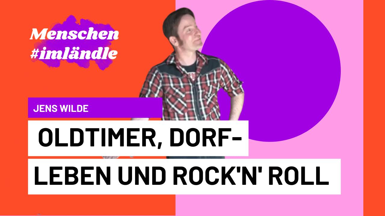 Oldtimer, Dorfleben und Rock'n'Roll