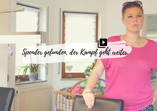 Angela Wehrmann – 125 Tage Leukämie. Spender gefunden, aber der Kampf geht weiter!
