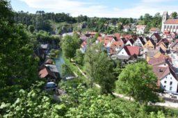 Der Höhlenrundweg in Veringenstadt