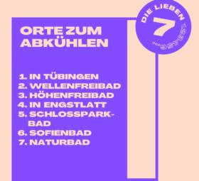 Sieben Orte zum Abkühlen #imländle