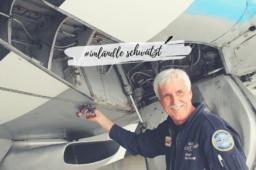 Wilhelm Heinz – der tollkühne Mann in seiner fliegenden Kiste