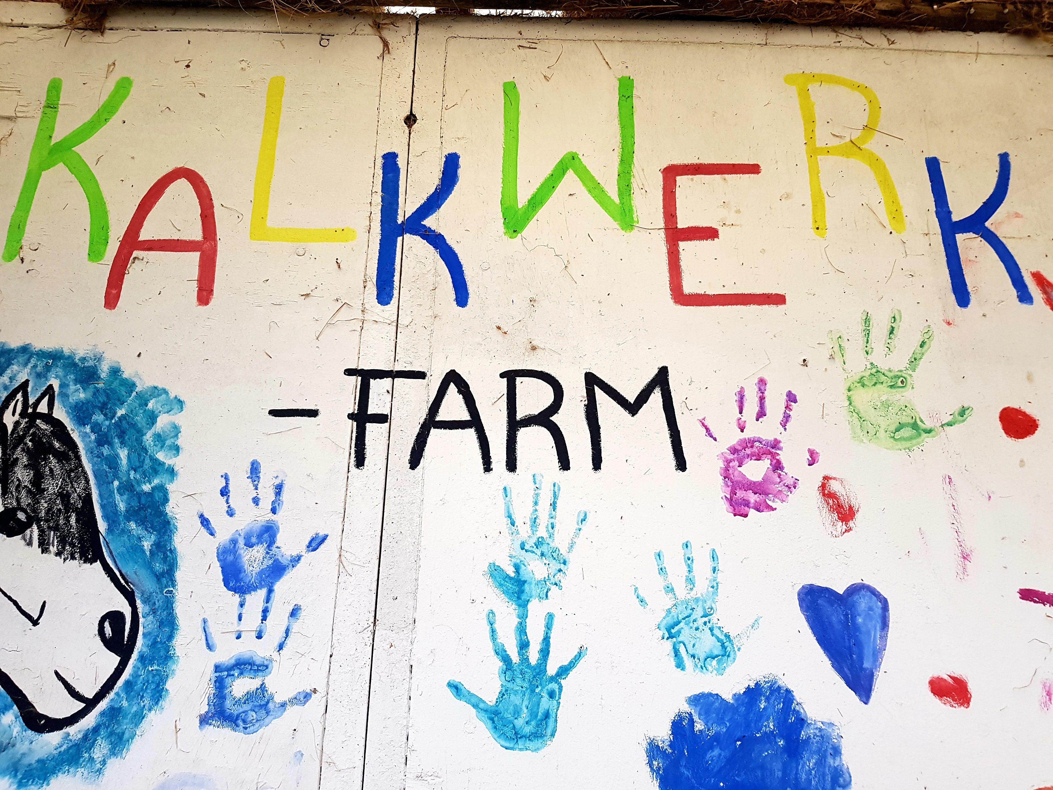 Die Kalkwerkfarm: ein tolles Ausflugsziel für die ganze Familie