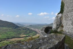 Die Ruine Reußenstein – und der Riese Heim vom Heimenstein