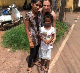 Der gute Ton für ein indisches Frauenhaus