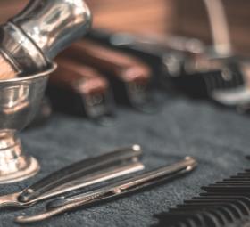 SWR Heimat: Schorschi und seine Bartpflege