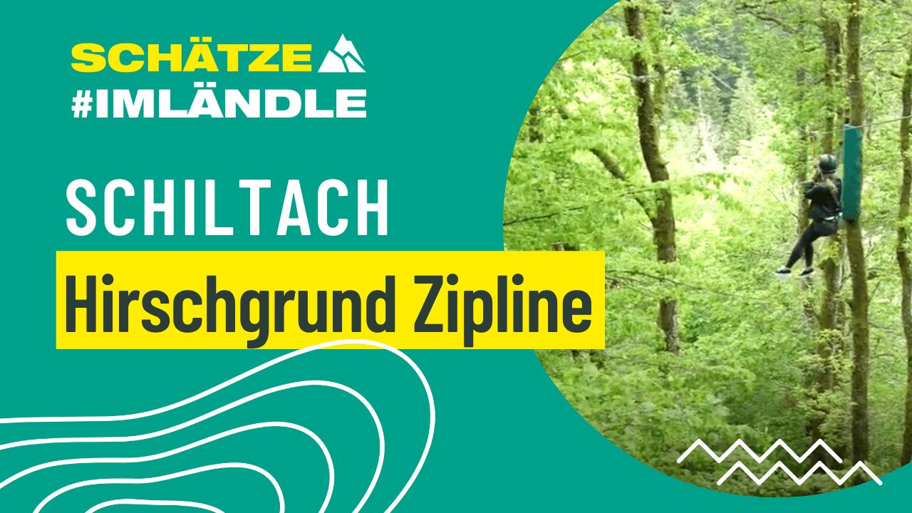 Hirschgrund Zipline Area