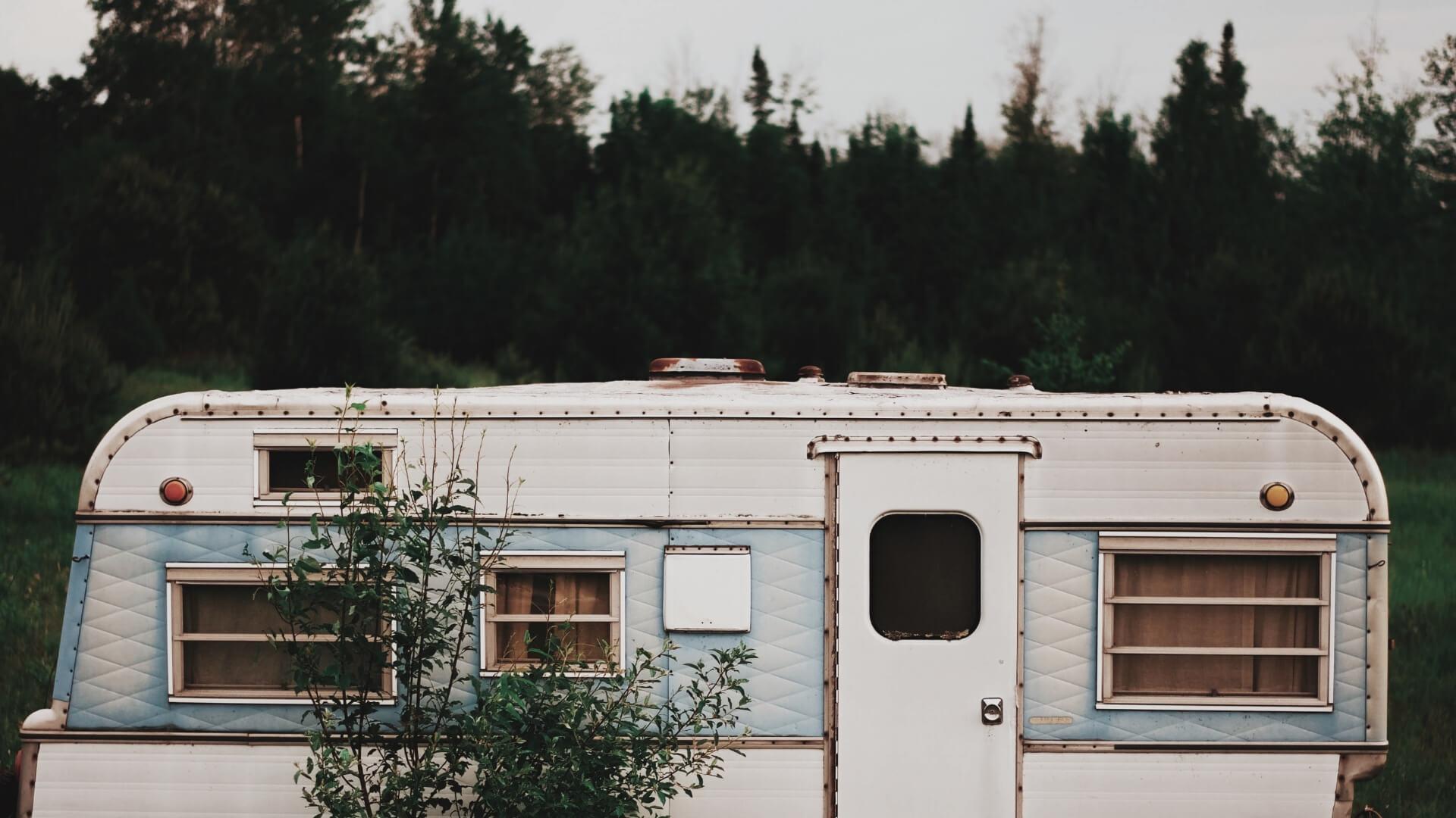 SWR Heimat – Gofi allein im Wohnwagen