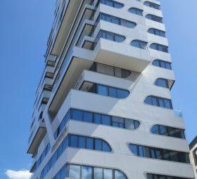 Das Hotel JAZ in Stuttgart