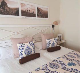 Doppelzimmer Hotel Jardin Tecina