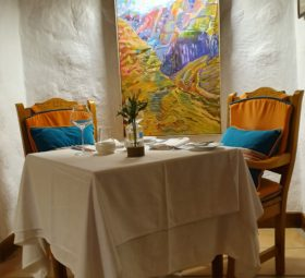 Restaurant La Gomera Tecina