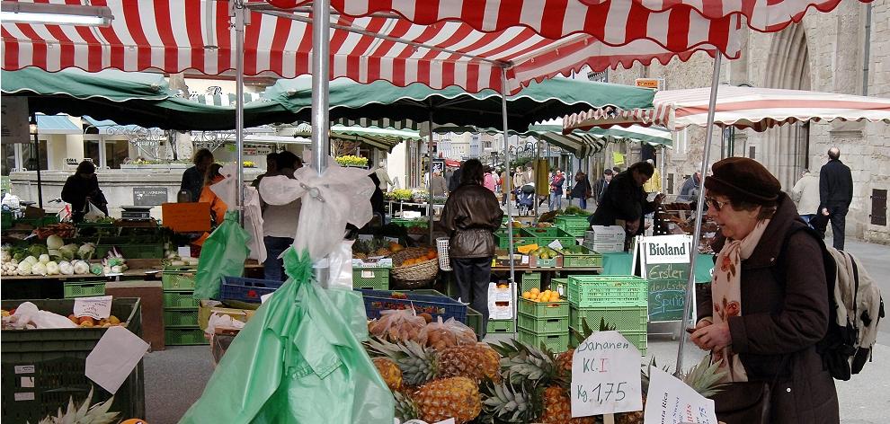 Wochenmarkt Reutlingen