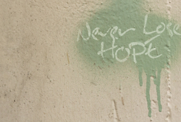 Tiago – Fight for Hope. HILFERUF #imländle