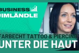 Unter die Haut: FARBecht Bisingen Tattoo & Piercing