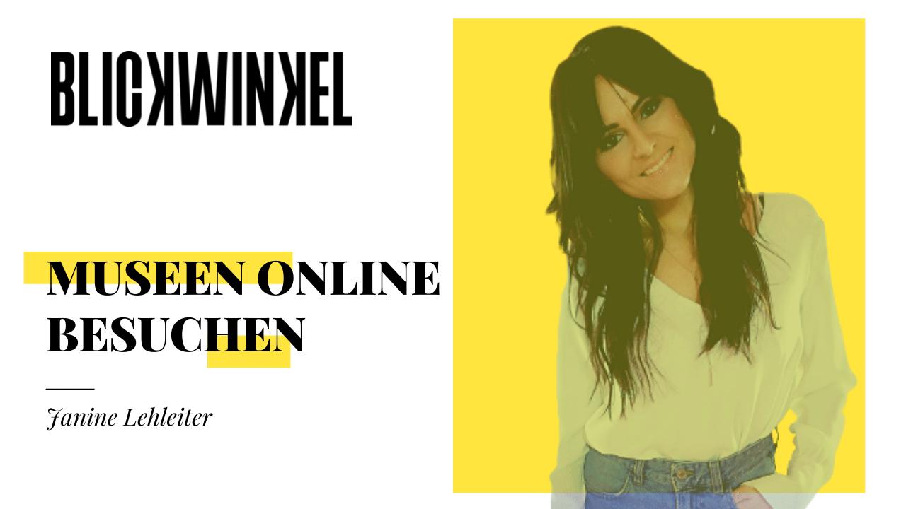 Blickwinkel Museum online