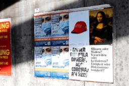 Radikal-Empathische Plakataktion