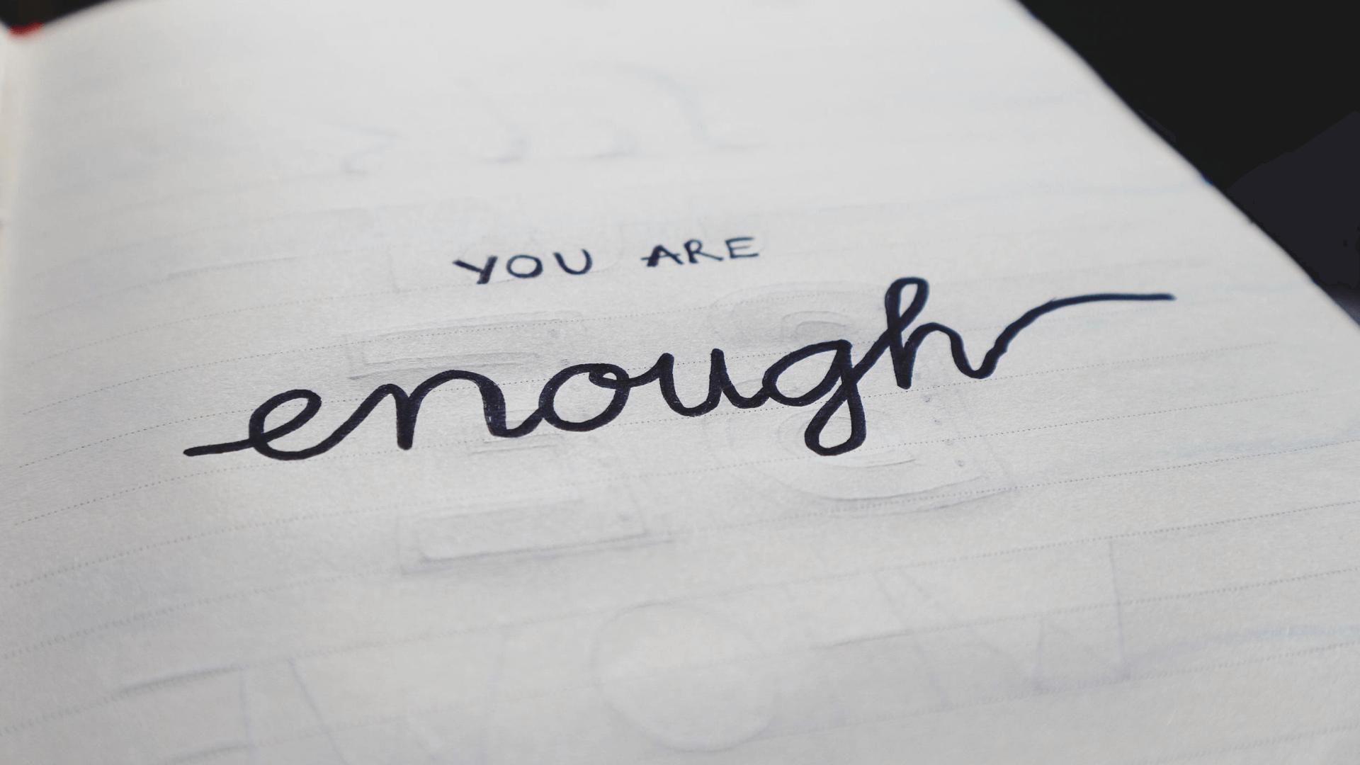Sei genug