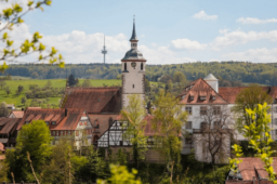Sagenhafte Geocaching-Tour in Waldenbuch