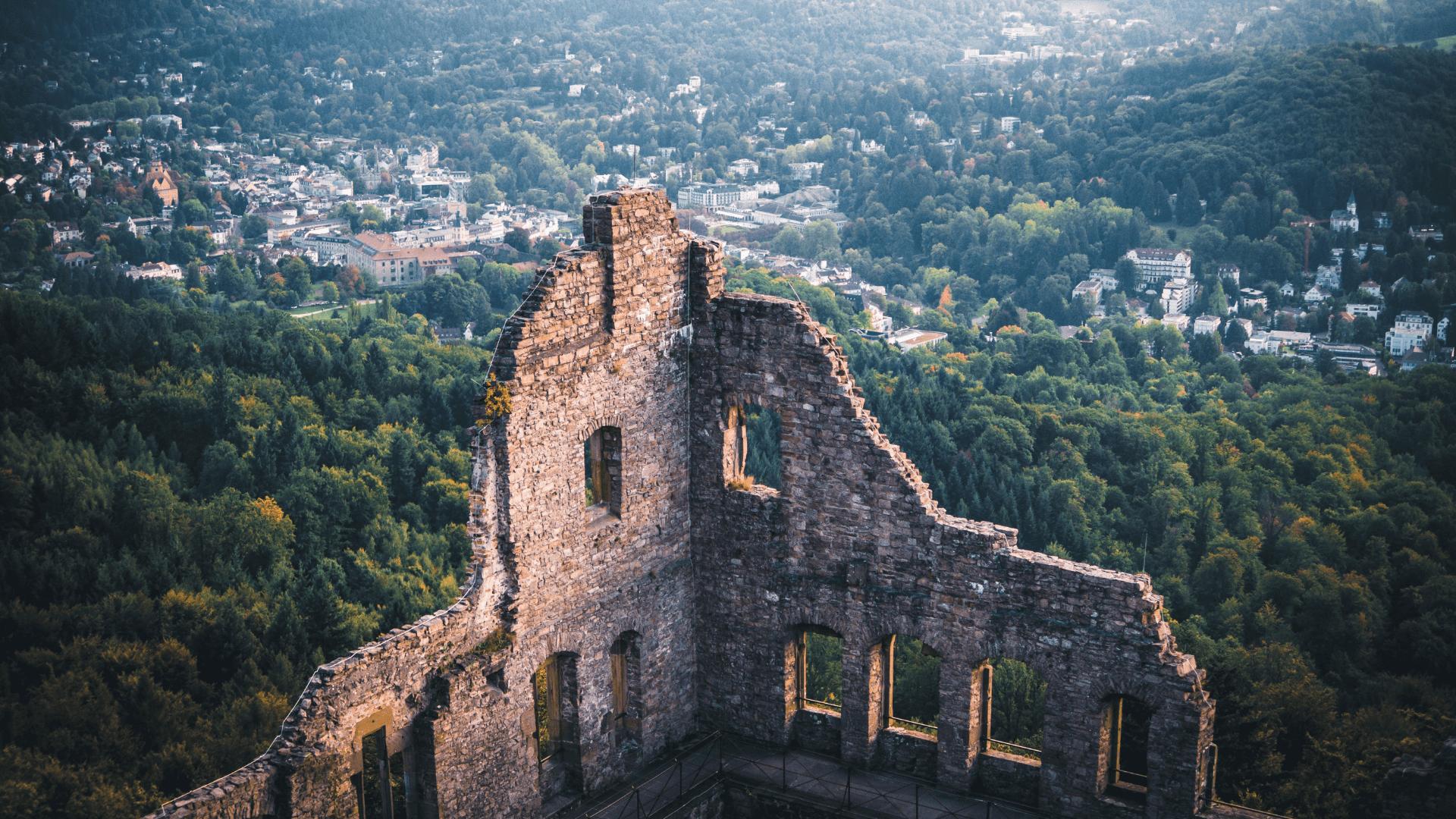 Baden-Baden, ein Diamant des Schwarzwalds