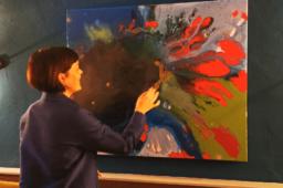 """""""Farben bringen Fröhlichkeit ins Leben"""" – Ann-Kathrin vom Kuloer"""