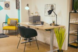 Mach's schlicht – Inspirationen fürs Office in den eigenen vier Wänden