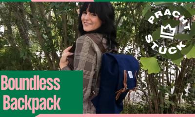 Kauf den Rucksack und verhilf geflüchteten Frauen zu einem eigenständigen Leben