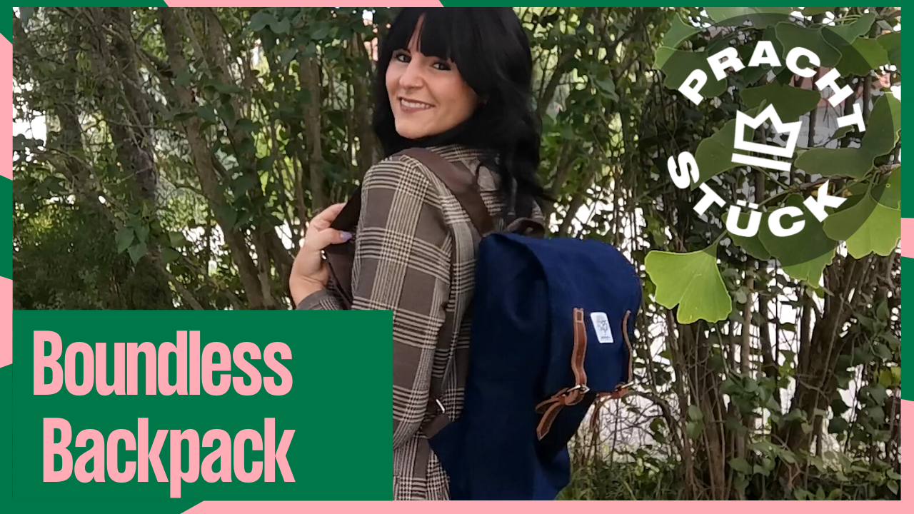 Prachtstück Boundless Backpack