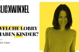 Welche Lobby haben Kinder?