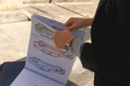 Zukunftsangst – Schafft es Qusay als Künstler in Deutschland?