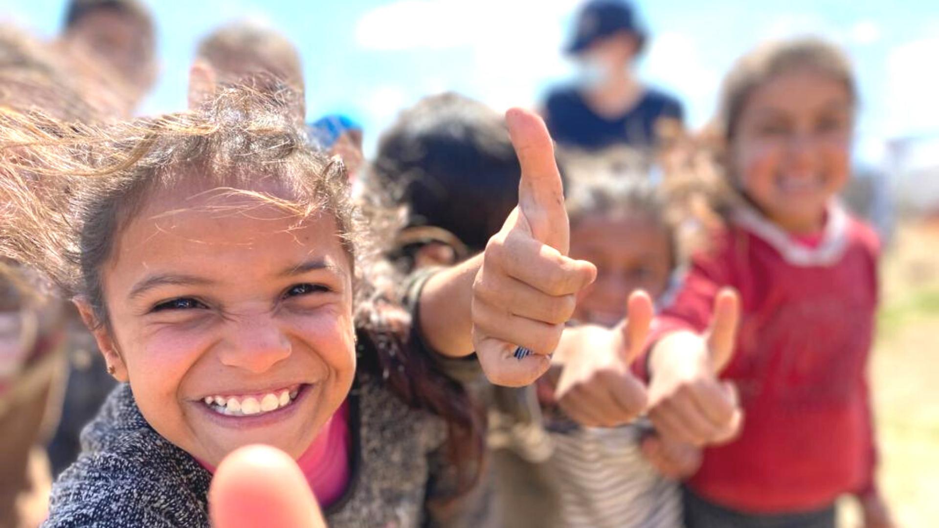 #imländle Schulfreundschaft – Wir besuchen die Kids der PKF Campschule