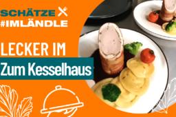 Kesselhaus Burladingen – Schwäbische Küche deluxe