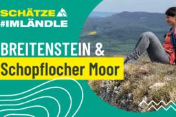 Vom Breitenstein zum Schopflocher Moor