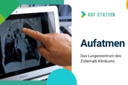 Aufatmen – Das Lungenzentrum des Zollernalb Klinikums
